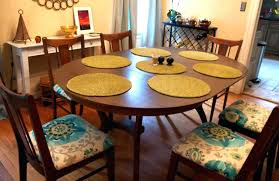 Dining Room Chair Pads Large Dining Room Chair Cushions Recovering Dining Room Chairs New