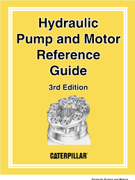 hydraulic pump u0026motor ref guide tractor loader equipment