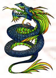 dragon tattoo colored spookygogglez deviantart