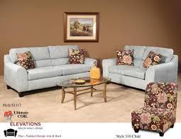 light blue fabric modern sofa u0026 loveseat set w options