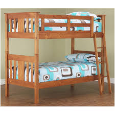 Bowen Timber Bunk Bed Temple  Webster - Timber bunk bed