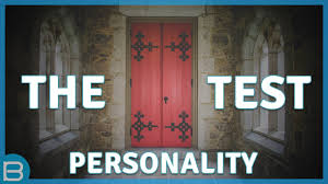 the door personality test youtube