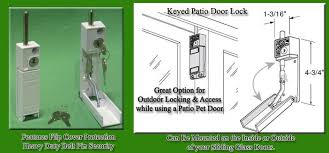 Locks For Patio Sliding Doors Patio Door Lock