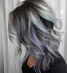 silver brown hair top 20 hair color ideas for brown black hair you vpfashion