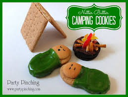 black edible marker cing cookies nutter butter cookies mini nilla wafers fruit