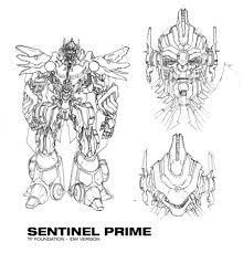 sentinel prime design by glovestudios on deviantart