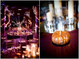 white gold and purple wedding fall wed bliss