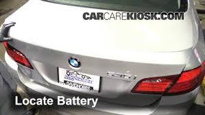 bmw 528i battery battery replacement 2010 2016 bmw 528i 2011 bmw 528i 3 0l 6 cyl