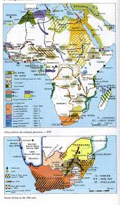 africa map states maps of africa