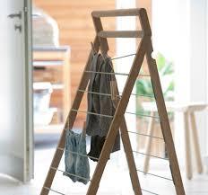 Diy Clothes Dryer 10 Easy Pieces Wooden Laundry Racks Remodelista