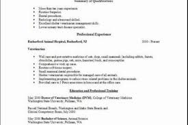 Sample Dental Assistant Resume by Animals Job Resume Reentrycorps