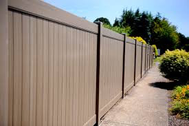 anti oxidation wood plastic fence price cheapest wpc fence