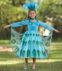 Blue Butterfly Halloween Costume Peacock Princess Costume Halloween Chasing Fireflies