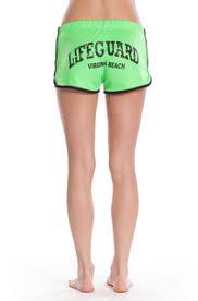 lifeguard mesh shorts