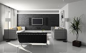 Color In Interior Achromatic Color Scheme In Interior Design Study Com