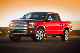 2015 ford f 150 pricing starts at 26 615 platinum model from