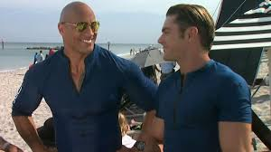 Zac Efron Exclusive Zac Efron Reveals His Baywatch Character See Him On