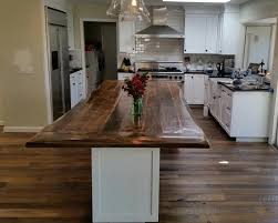 kitchen island with wood top reclaimed wood kitchen island mission kitchen