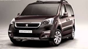 new peugeot cars 2017 new 2017 peugeot partner facelift youtube