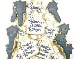 housewarming cookies housewarming cookies etsy