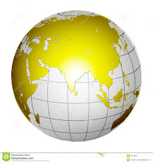 globe golden earth planet 3d globe isolated stock photo image 51806827