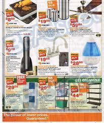 home depot small chest freezer on black friday home depot black friday 2013 ad coupon wizards