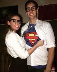 Clark Kent Halloween Costumes Clark Kent Lois Lane Cute Halloween Costumes