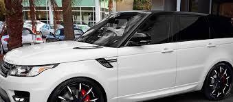 white range rover sport 2017 range rover sport redesign united cars united cars