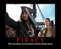 Pirate Booty Meme - 30 pirate demotivators smosh