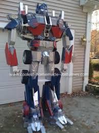 Transformer Halloween Costumes Cool Optimus Prime Halloween Costume Costume Contest Costumes