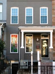1940s Home Decor Style Row House Architecture Hgtv