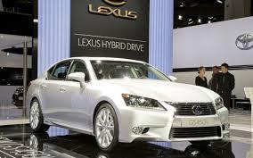 lexus ls v10 2013 lexus gs 450h 2011 frankfurt auto show motor trend