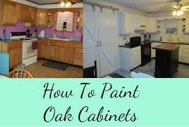 how to paint oak cabinets how to paint oak cabinets my repurposed rescue re