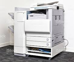 photocopieur bureau de bureau photocopieur photos et plus d images de blanc istock