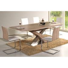 Modern Oak Dining Tables Furniture Modern Dining Tables Melbourne Contemporary Oak Table