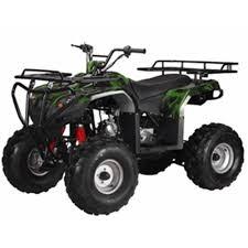 polaris four wheeler t125fx1 utility atv