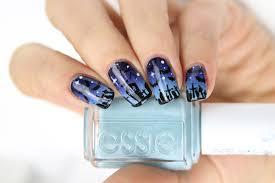 essie halloween nails the beauty of nail polish