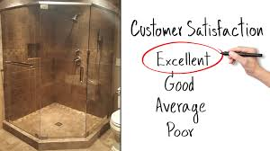 basco shower door reviews frameless shower door installation success story youtube