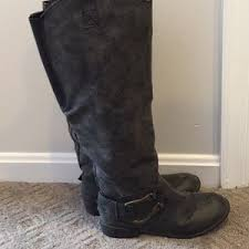 target womens boots size 9 s target black boots on poshmark