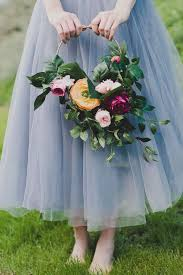 wedding dress hoops floral hoops are going to be 2017 s wedding flower trend