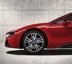 Bmw I8 Red - opening night bmw i8 protonic red edition bmw post