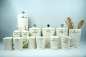 kitchen canisters ceramic ceramic canisters fashion color relief glazed ceramic canister with