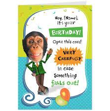 funny birthday cards for kids u2013 gangcraft net