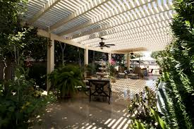 Lattice Pergola Roof by Selecting The Perfect Patio Cover Type Pacific Builders Blog