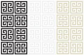 download greek key wallpaper gallery