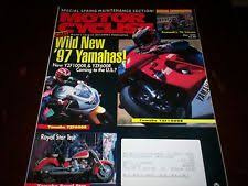yamaha yzf1000r manuals u0026 literature ebay