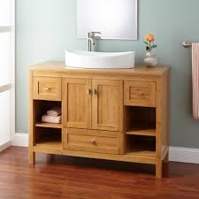 Narrow Bathroom Sink Vanity Narrow Depth Vanities Signature Hardware