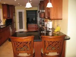 Kitchen Peninsula With Seating by Kitchen Peninsula