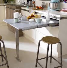 table cuisine escamotable tiroir table rabattable cuisine top sobuy fwtn table murale rabattable