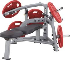 bench press machine plbp body solid strength training equipment